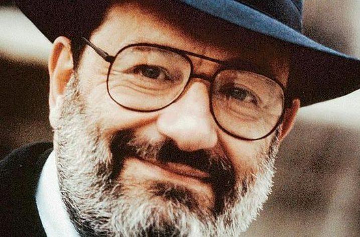 Omaggio a Umberto Eco.