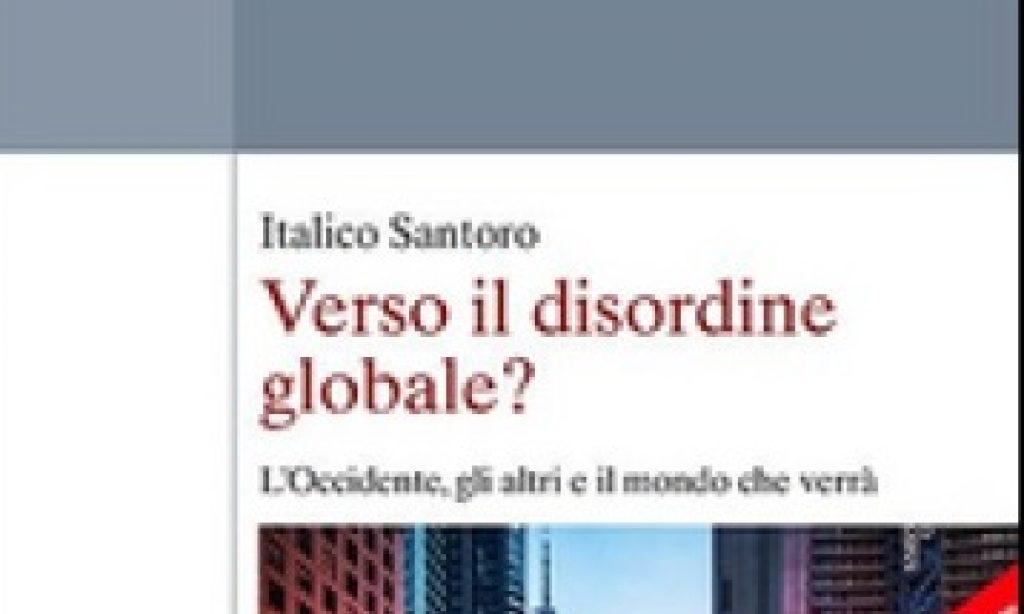 A Salerno la presentazione dell'ultimo libro dell'on Italico Santoro