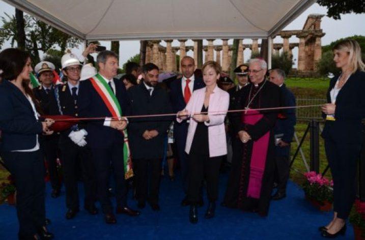 Paestum: ritorna la XIX edizione della Borsa mediterranea del Turismo Archeologico