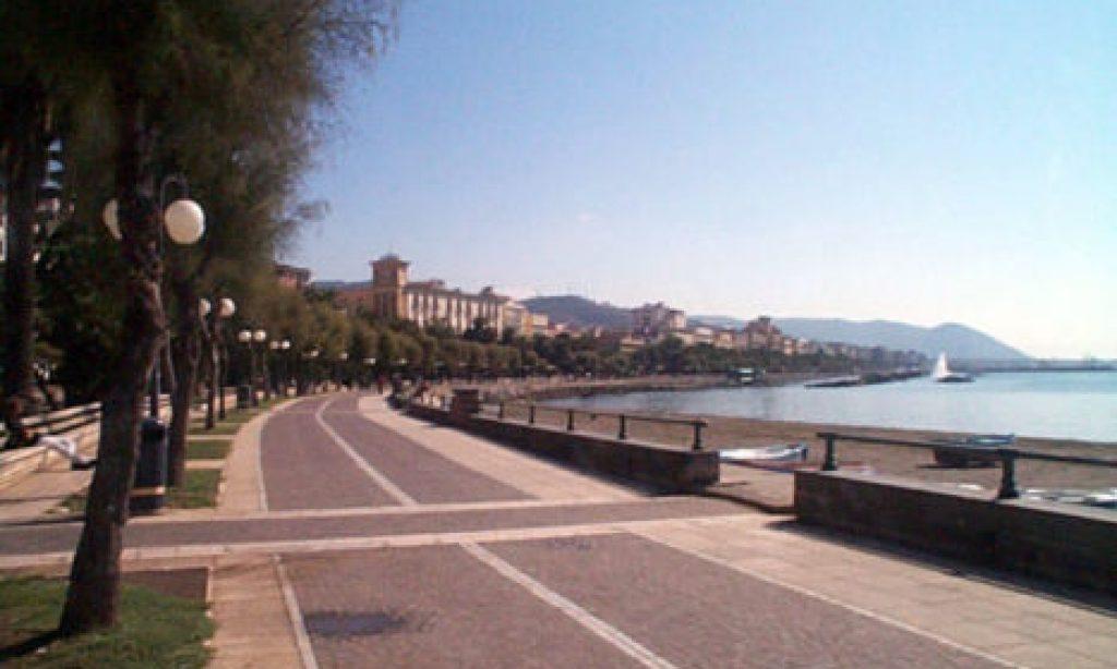 lungomare5 Spaccio in via Lungomare Trieste: coinvolti due cittadini gambiani