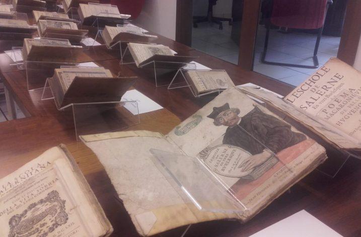 """Continua la XVII edizione de """"Le Giornate della Scuola Medica Salernitana"""""""