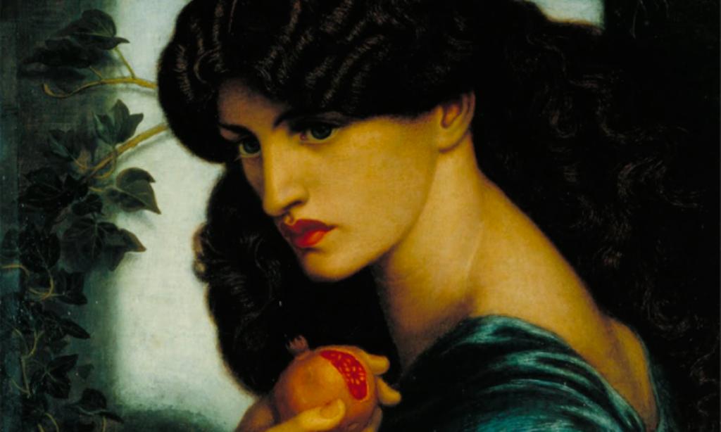 22 settembre : ritorna il mito di Persefone