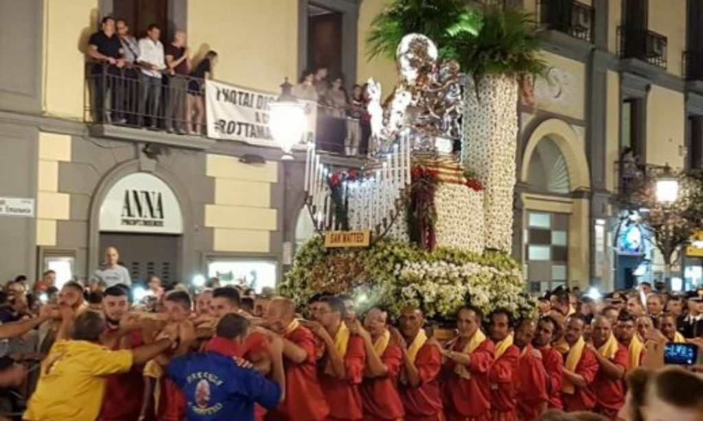 21 Settembre: festa patronale senza Gonfalone