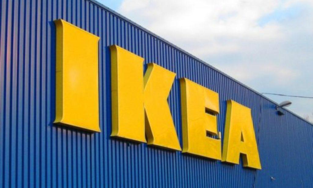 Ikea a Salerno per i bambini migranti.