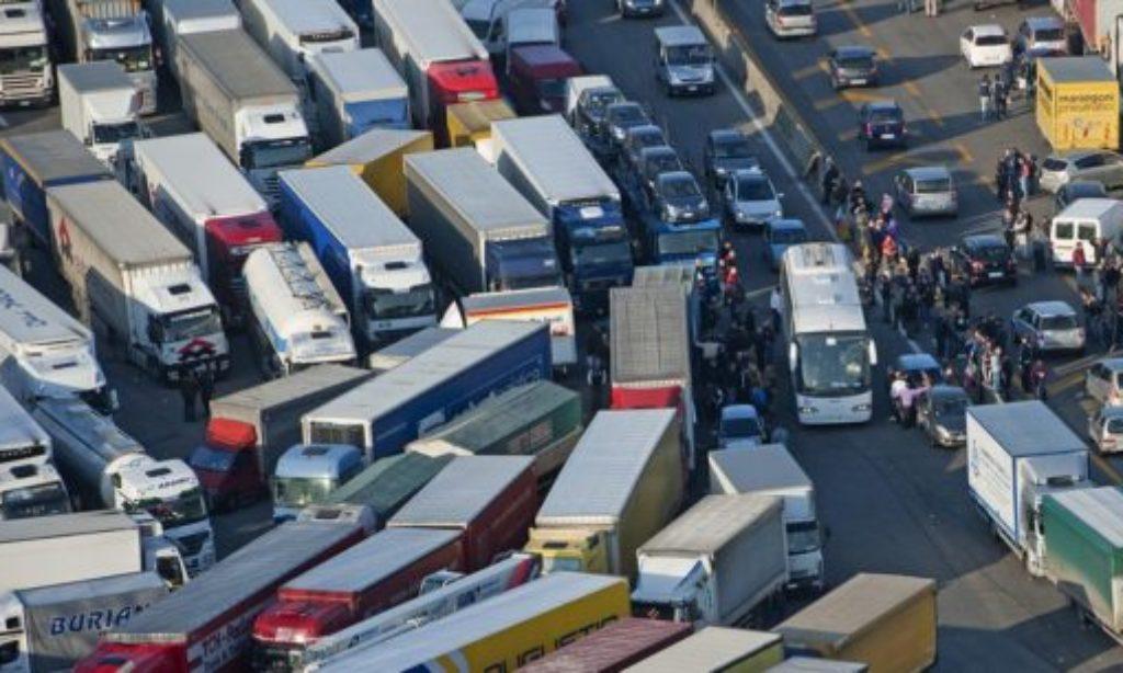 Anche in Campania mobilitazione nazionale dell'autotrasporto