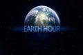 IL WWF mobilita il Pianeta nell'ora della Terra