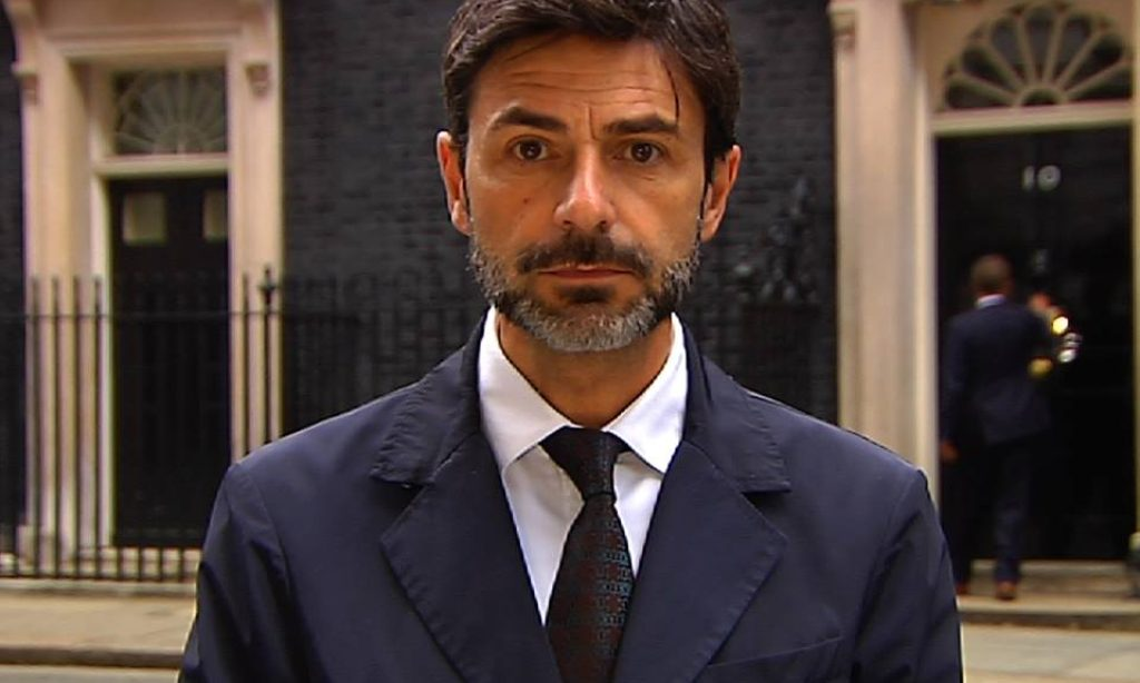 Da Londra Stefano Tura sull'attentato a Westminster.