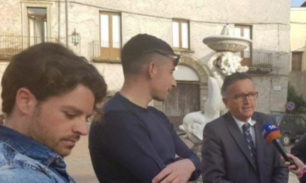 """Cannalonga : nasce la """"Compagnia re 'u caso"""""""