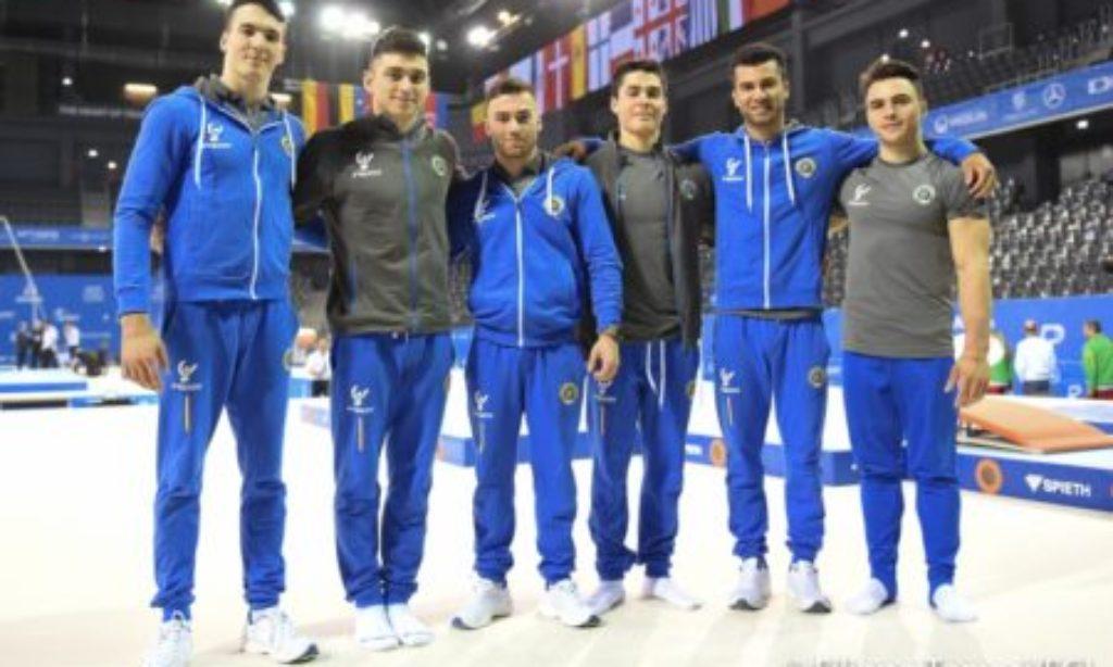 Ginnastica: anche Salerno agli Europei in Romania