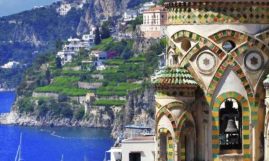 Le telecamere di Sky anche su Amalfi e Ravello
