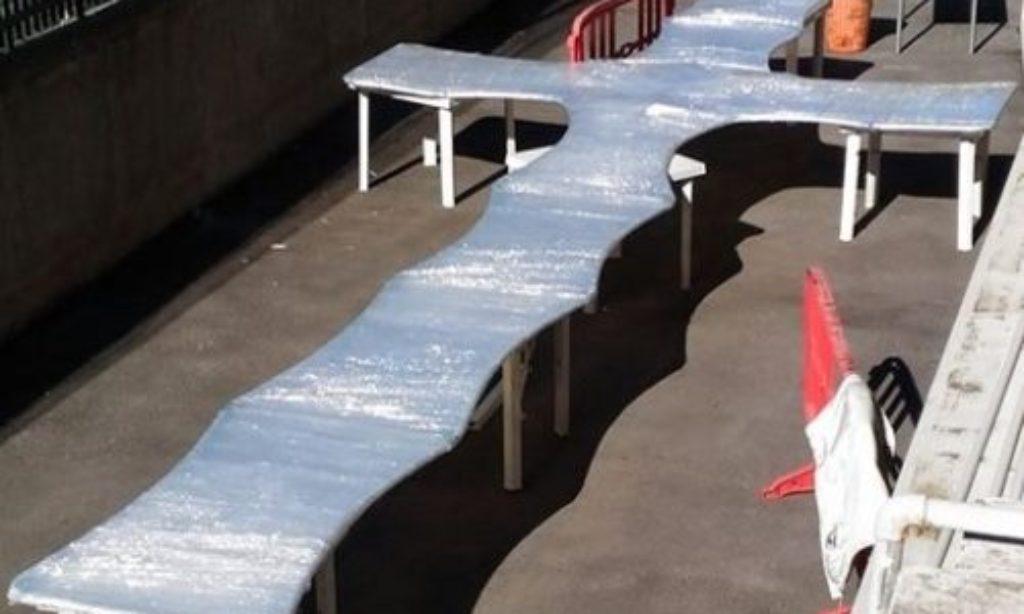 """Parco Arbostella: """"La Comunità porta la Croce"""""""