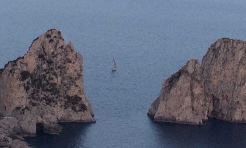 Rolex Capri Sailing Week: Kuka 3 vince la Regata dei Tre Golfi
