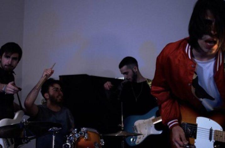Quattro salernitani, la loro rock band indie ed il nuovo videoclip