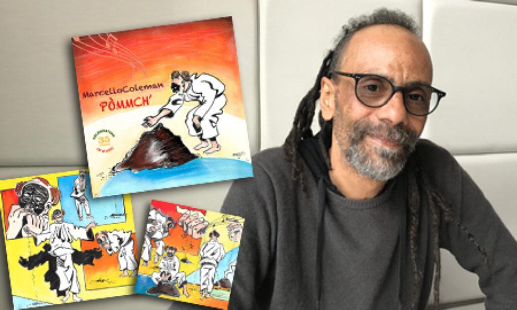 Marcello Coleman presenta Pòmmch', l'album che celebra 35 anni di attività