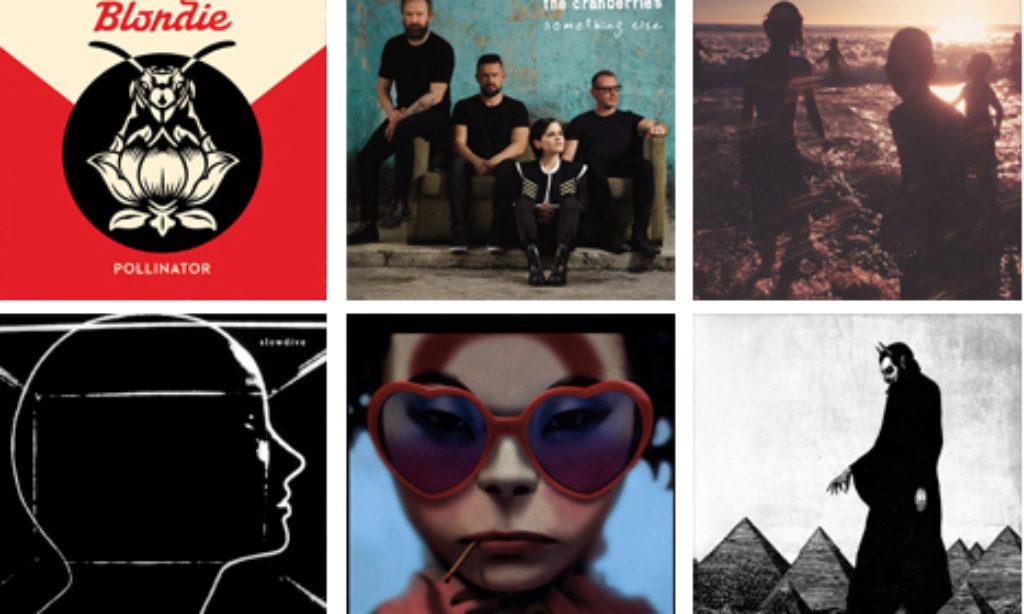 Le novità discografiche di questa settimana