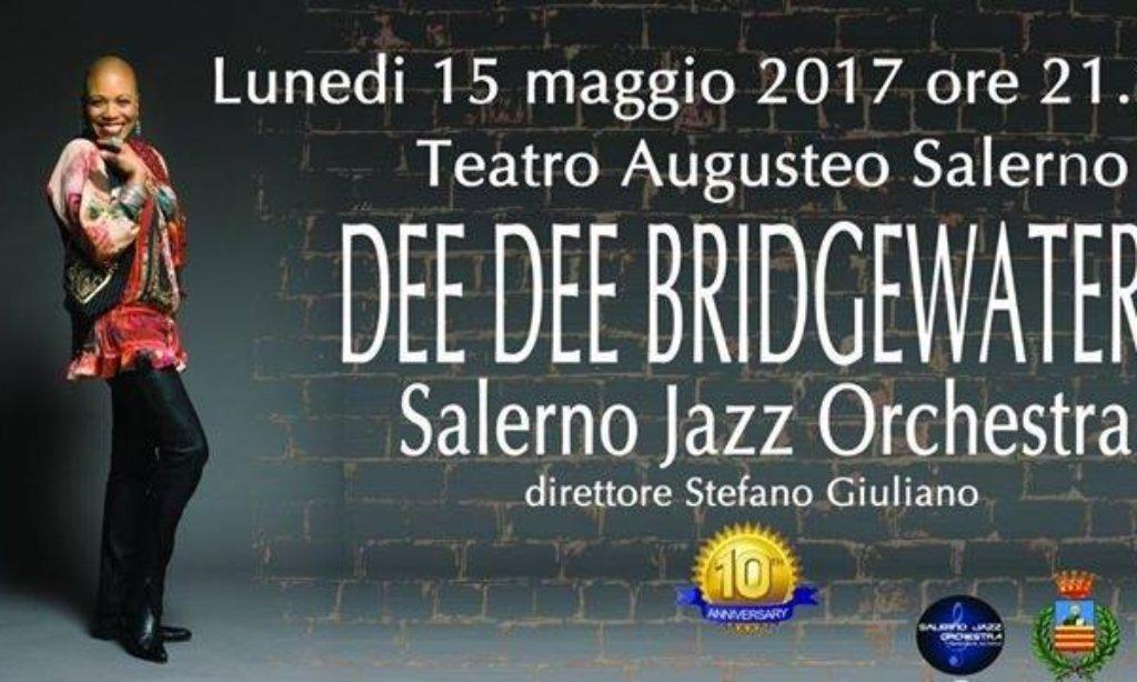 Dee Dee Bridgewater canta con la Salerno Jazz Orchestra