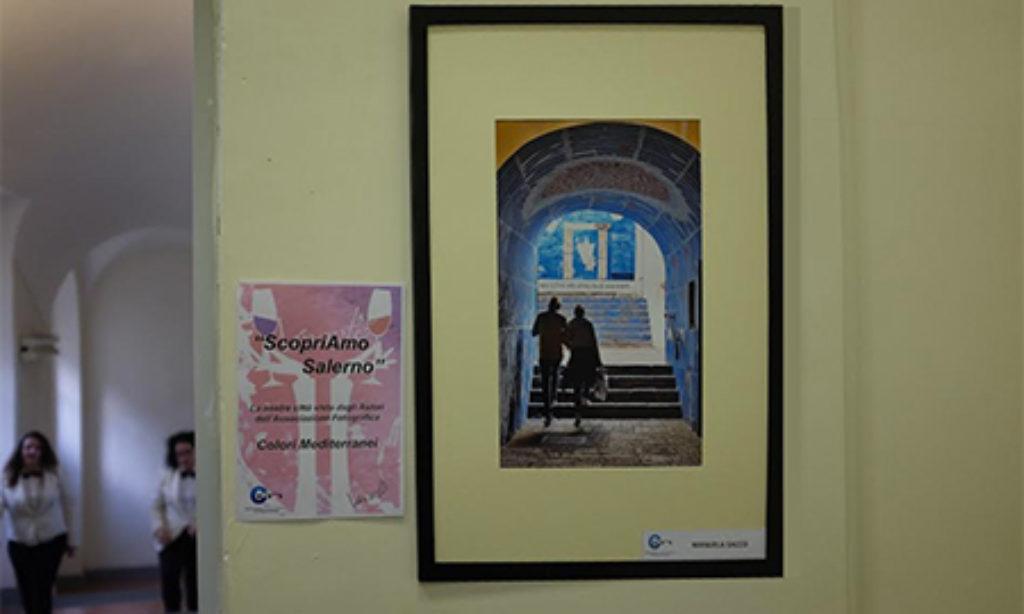 L'associazione fotografica Colori Mediterranei per Vinarte: una condivisione di successo