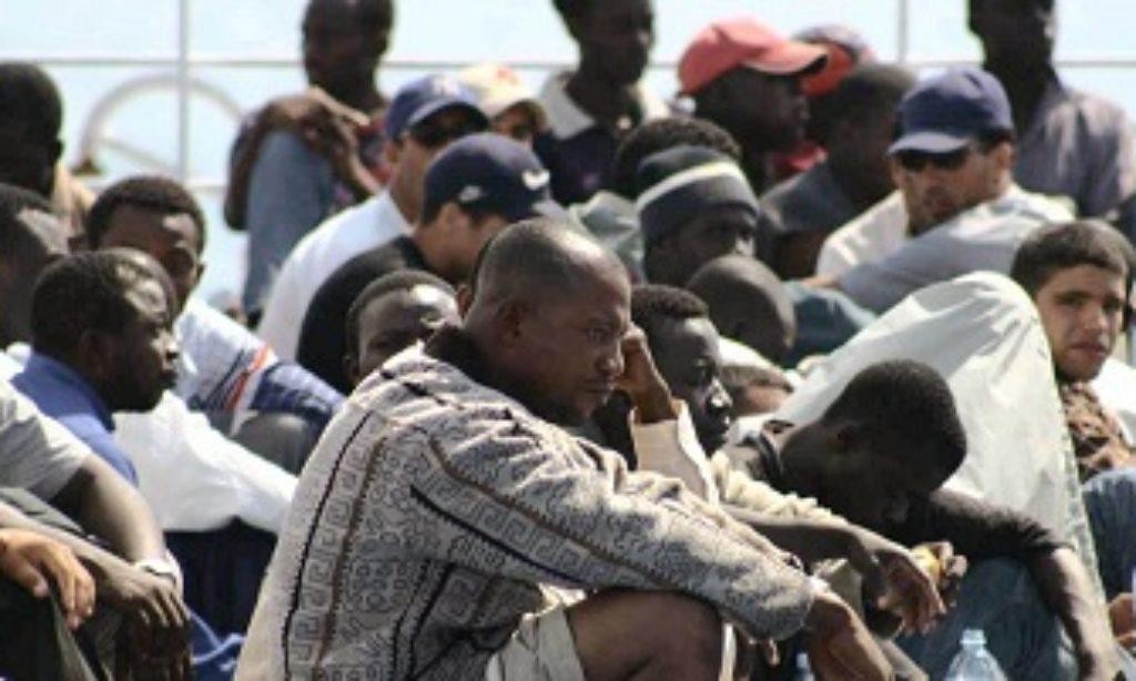 Oggi a Salerno il 17esimo sbarco di migranti.