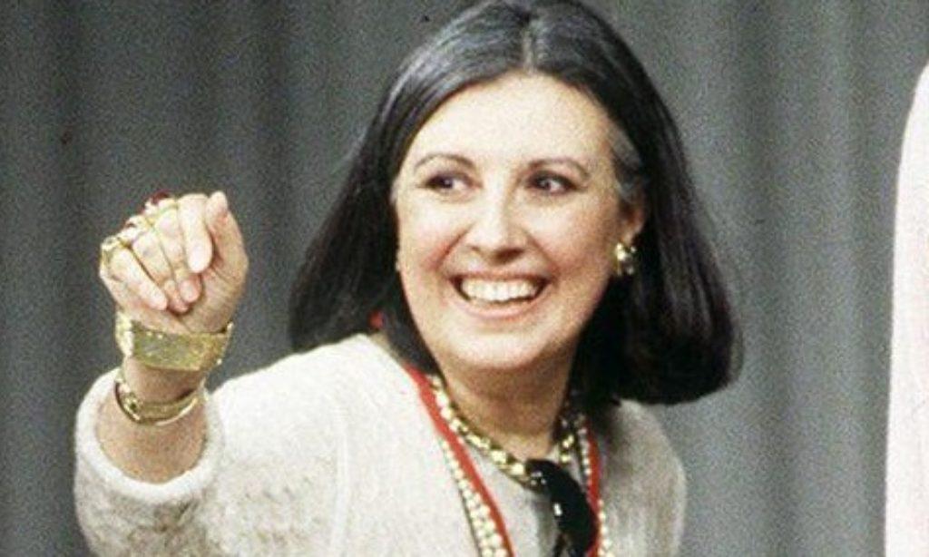 Addio alla Signora della Moda, Laura Biagiotti