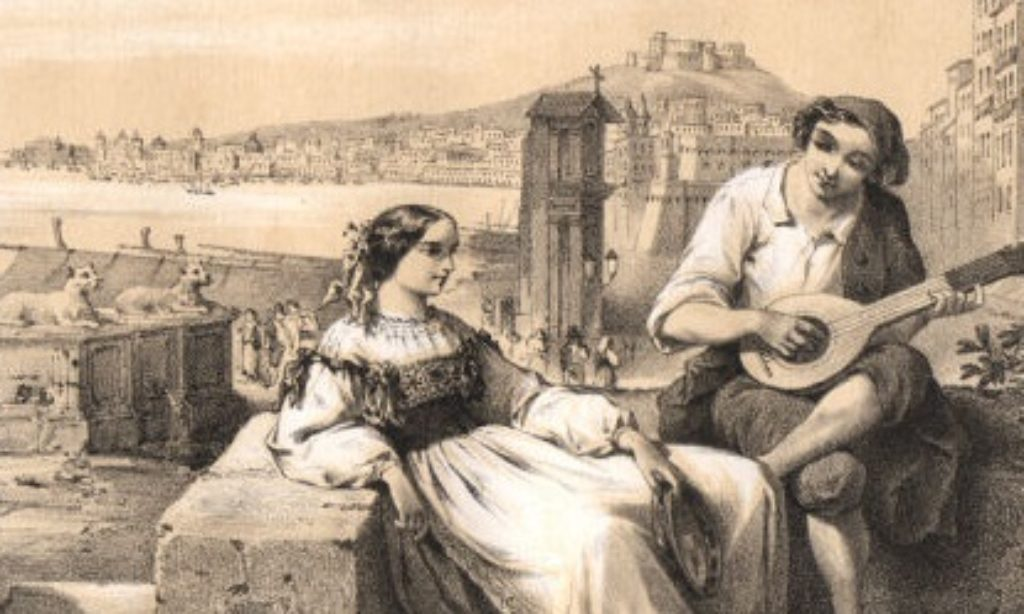 Alla (ri)scoperta della canzone napoletana
