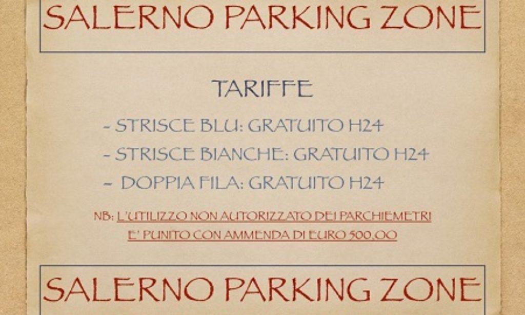 Salerno Abusive Parking Company LTD