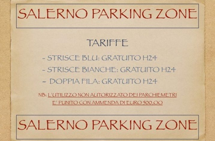 Salerno Abusive Parking Company LTD