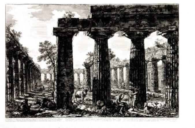 "A Paestum: ""Incontri nel Tempio. Paestum e l'Egitto…"""