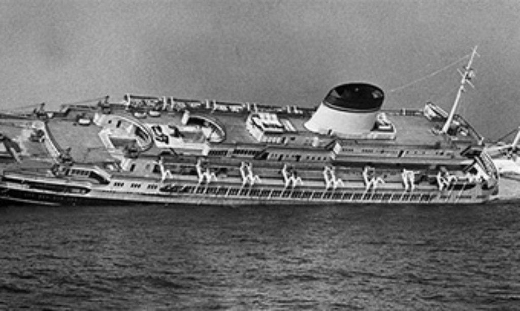 """Salerno: alla Lega Navale """"Andrea Doria- I passeggeri sono in salvo?"""" di Guardabascio"""