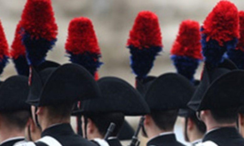 Salerno:  203° anniversario della fondazione dell'Arma dei Carabinieri
