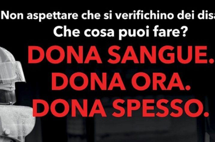 """AVIS: Anche a Salerno la """"Giornata Mondiale del Donatore di Sangue"""""""