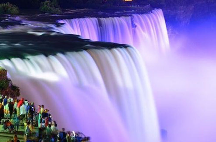 Dal lago Michigan alle cascate del Niagara, le meraviglie naturali degli Stati Uniti
