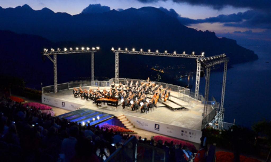 Festival di Ravello 2017,  grandi direttori d'orchestra, danza, avanguardia e Jazz