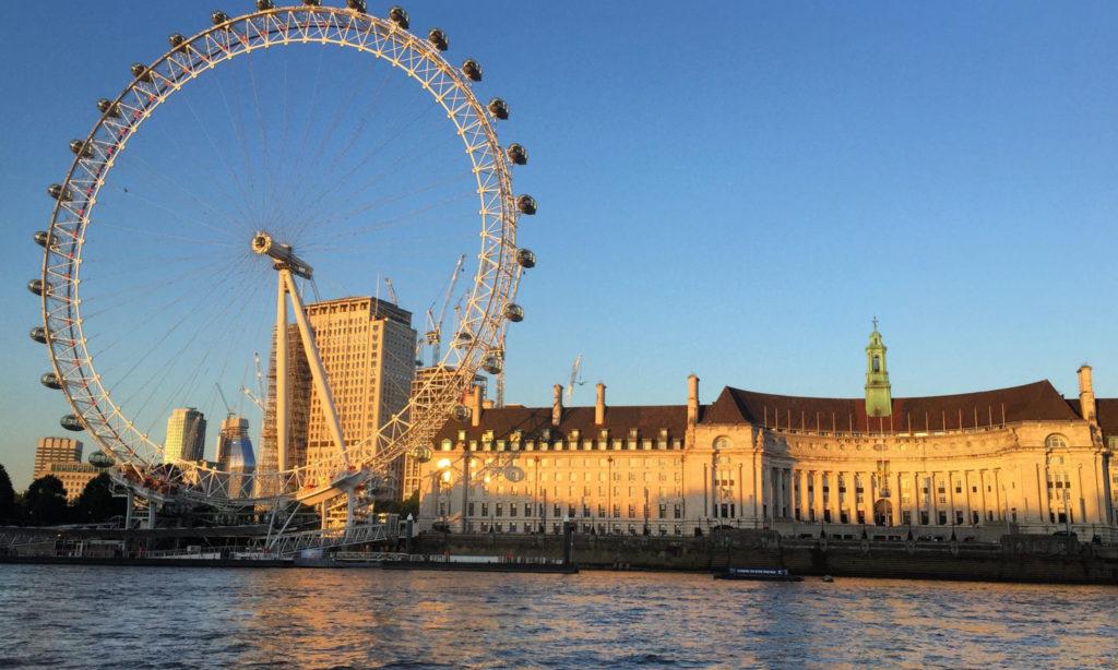Londra e la poesia del Tamigi