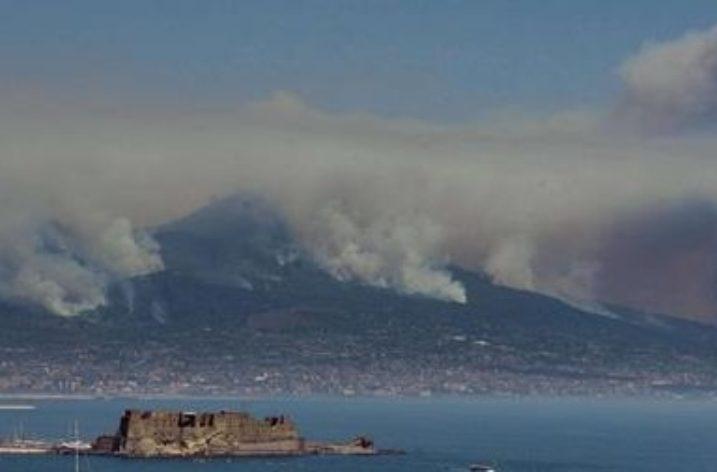 Vesuvio, incendi e devastazioni: le responsabilità dei preposti