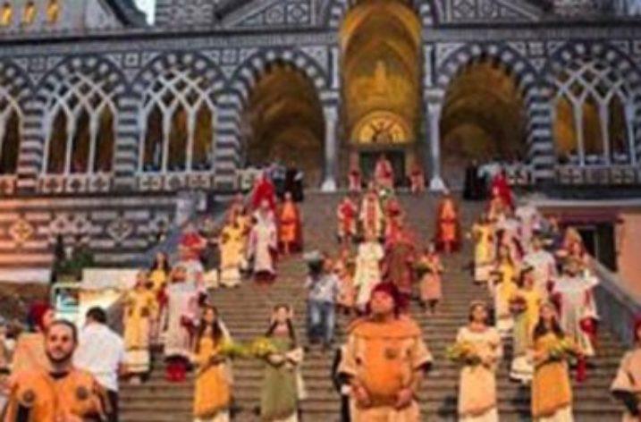 Ad  Amalfi si celebra il Capodanno Bizantino