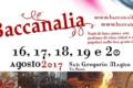 """San Gregorio Magno: bus della BCC di Aquara per """"Baccanalia 2017"""""""