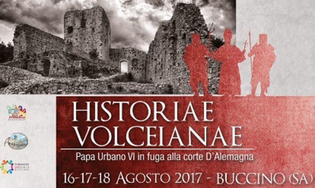 Historiae Volceianae: dal 16 al 18 Agosto a Buccino