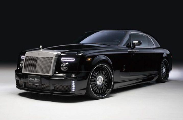 Con la Rolls-Royce Phanton nasce una nuova era progettuale