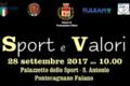 """Oggi a Pontecagnano-Faiano: """"Sport e Valori"""" con i campioni dello Judo"""