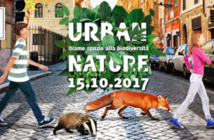 "Oggi ""Urban Nature WWF"""