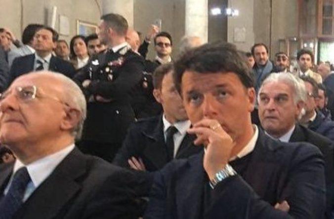 Paestum: Quando la Fede diviene  Fede Politica