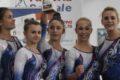Ginnastica Salerno vince la seconda provaB1 femminile
