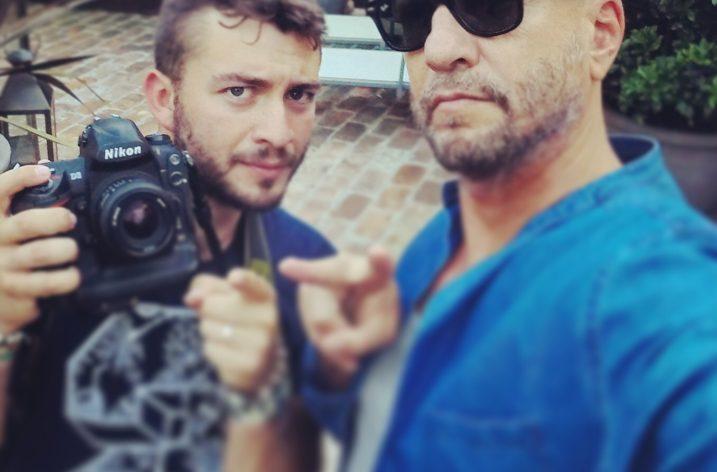 Alfonso Maria Salsano, un fotografo salernitano per il nuovo disco di Biagio Antonacci
