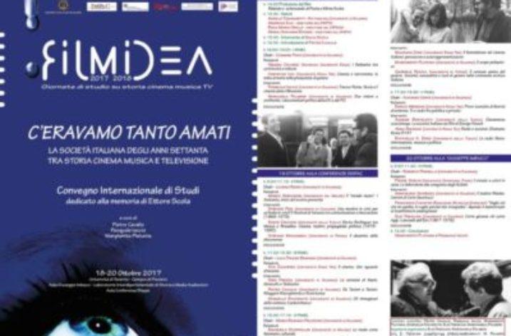 UNISA: Una tre giorni per il Convegno Internazionale alla Memoria di Ettore Scola