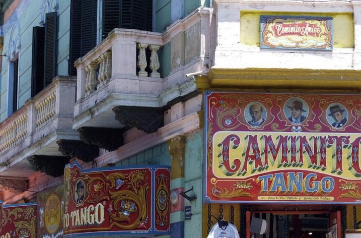 La storia di BuenosAires in un tango