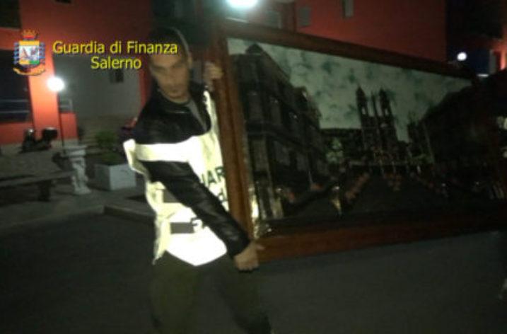 GdF: 17 arresti e sequestro di una gioielleria a Battipaglia