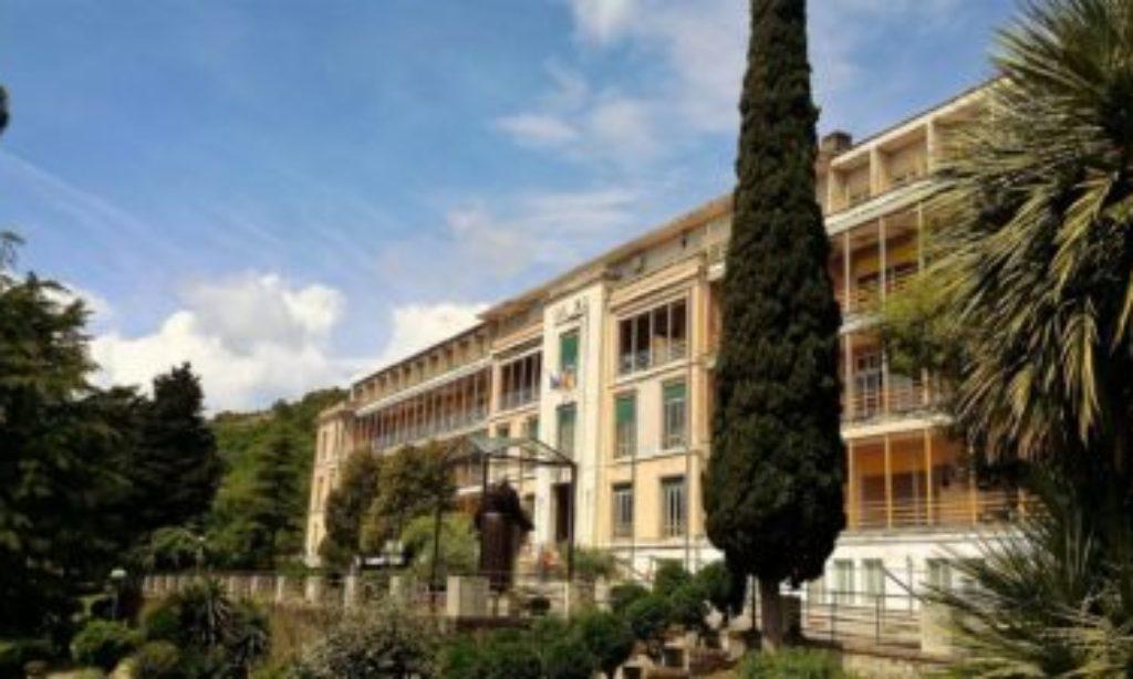 L'area dell'ex Sanatorio di Salerno: le fasi progettuali