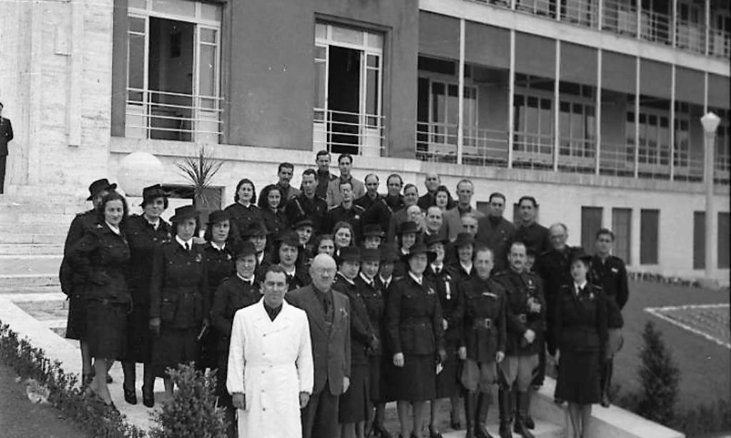Ex Sanatorio di Salerno: foto storiche e ipotesi di recupero dell'area a nord del capoluogo
