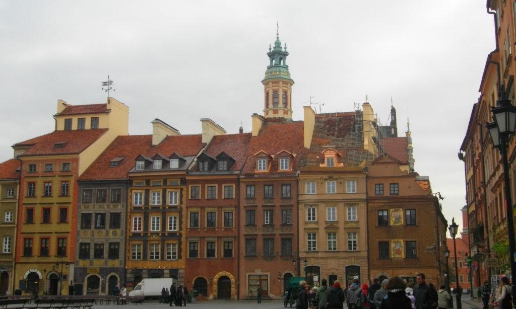 Varsavia, un dipinto di Canaletto per rinascere
