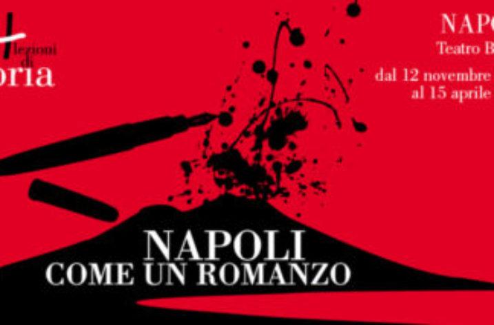 Inaugurato al Bellini il nuovo ciclo di incontri sulla Storia di Napoli